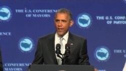 اوباما: باید برای اصلاح قانون سلاح، گفت و گو کنیم