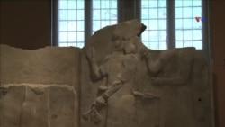 Arxeoloqlar Suriyada tarixi yerlərin hələ də risk altında olduğunu deyir