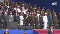 Duque advierte a Maduro desde la Casa Blanca