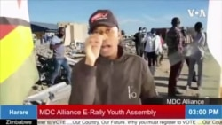 MDC Alliance Youth Leader Say Zimbabwe Youth Victims of Hope