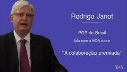 """Rodrigo Janot: """"Sem a confissão premiada não teríamos desmantelado essas quadrilhas"""""""