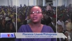 Ayit-Politik/Relijyon: Prezidan Jovenel Moise Mande Bondye Sajès pou l Dirije Peyi a