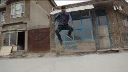 اسکیت در خیابانهای کابل و آرزوی حضور در مسابقات جهانی