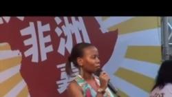 台湾见闻: 非洲留学生唱邓丽君
