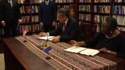 Pembukaan Hubungan Diplomatik Indonesia dengan Barbados
