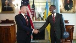 Головні теми зустрічі міністра фінансів України із заступником міністра фінансів США у Вашингтоні. Відео