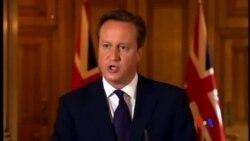 2014-09-14 美國之音視頻新聞: 英美譴責伊斯蘭國斬首英國人質