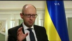 Яценюк розписав, що Україна має зробити для отримання 4 мільярдів від Заходу. Відео