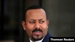 نخست وزیر اتیوپی (آرشیو)