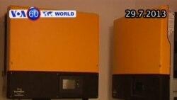 Nhà tiết kiệm năng lượng đầu tiên có mặt ở Qatar (VOA60)