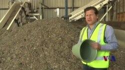 以色列公司将垃圾转化为家用物品
