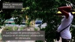 Difícil acceso a anticonceptivos en Venezuela
