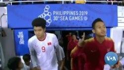 Những khoảnh khắc vàng đưa bóng đá Việt Nam lên đỉnh SEA Games
