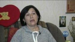 Інтерв'ю з родиною Олександра Тимофєєва, цивільного заручника в ОРДЛО. Відео