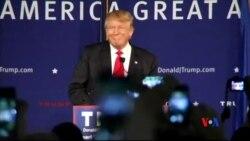 2015-12-08 美國之音視頻新聞: 川普建議阻止穆斯林入境美國受廣泛批評