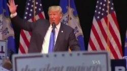 트럼프 '한·일 핵무장 용인' 발언 논란