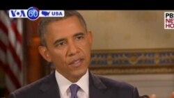 TT Obama mong muốn giải pháp ngoại giao về vấn đề Syria