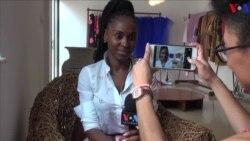 Entrevista com Manuela Agostinho, Miss Luanda 2011