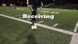 Mengenal 'Receiving' - Belajar Bola, Mantap!
