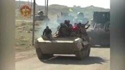 شهر تکریت به محاصره کامل نیروهای عراقی درآمد
