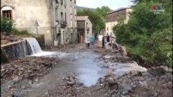 Ֆրանսիայի հարավում ջրհեղեղի հետևանքով հարյուրավոր մարդիկ են տարհանվել՝ կա մեկ զոհ
