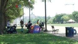 5K (Lima Kilometer): Kasus COVID Meningkat, Warga Pilih Taman Sebagai Hiburan