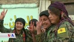 Tirkîye Hewilên Dîplomatîk yên Dijî YPG'ê Zêde Dike