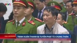 Đinh La Thăng 13 năm tù, Trịnh Xuân Thanh chung thân