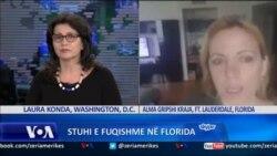 Bisedë me znj. Alma Gripshi Kraja, nga Florida