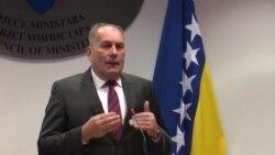 MINISTAR SIGURNOSTI BIH: Zašto je propalo članstvo u EUROPOL-u