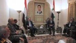 ایران در پی تشکیل کمیته ای برای بازسازی سوریه
