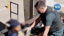 Tây Ban Nha: Phát hiện di dân trốn trong công ten nơ rác