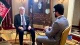عبدالله عبدالله، رییس شورای عالی مصالحهٔ ملی افغانستان