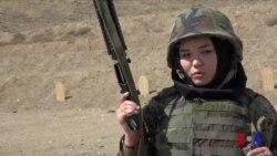 Afg'onistonning ayol harbiylari