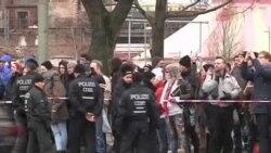 柏林抗议者:别打柏林墙残墙的主意