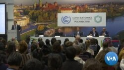 US Denies Climate Change, Promotes Fossil Fuel Energy During UN Conference