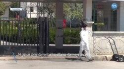 Kıbrıs'tan Gelen 520 Kişi Karantina Sonrası Memleketlerine Gönderildi