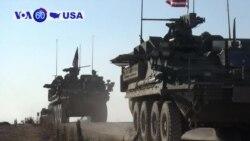 Manchetes Americanas 11 janeiro: Tropas americanas iniciam retirada da Síria