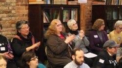 New York Mosque Hosts Passover Celebrations