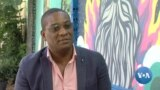 A angolana Ossanda Liber, candidata à presidência da câmara de Lisboa