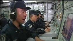 日本防衛相否認中國飛機曾經攔截日美軍機