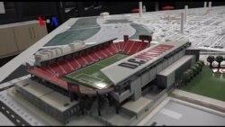 VOA Trending Topic: Stadion Baru D.C. United