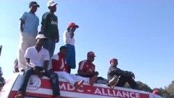 Mnangagwa venceu eleições, oposição zimbabweana rejeita resultados