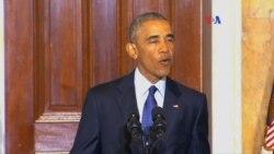 Obama responde a críticas por su estrategia contra Dáesh