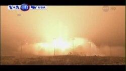 NASA đã phóng một vệ tinh để nghiên cứu lượng khí carbon dioxide