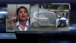 Paris'te Eylemler: Bu Kez Polisler Yürüdü