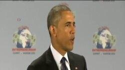 奧巴馬盛讚非洲企業家精神