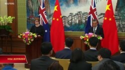 Úc tuyên bố Nam Thái Bình Dương là 'sân sau', TQ 'hòa hoãn'