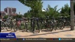 Tradita e biçikletave në Shkodër