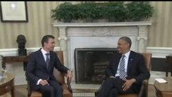 2013-06-01 美國之音視頻新聞: 奧巴馬稱2014年北約峰會討論結束阿富汗戰爭